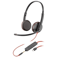 Plantronics Blackwire 3225 USB-C & 3.5mm Headset
