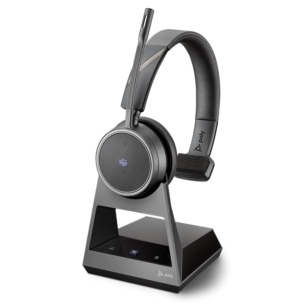 Poly Voyager 4210 Office Microsoft Teams USB-A Headset