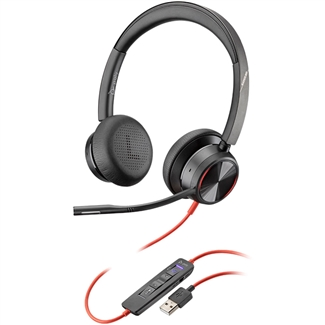Poly Blackwire 8225 Microsoft Teams USB-A Headset