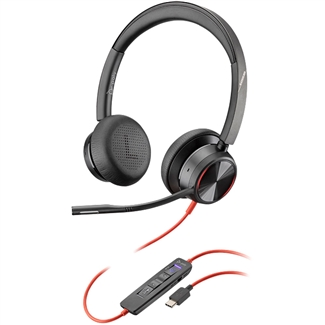Poly Blackwire 8225 Microsoft Teams USB-C Headset