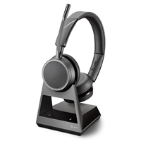 Poly Voyager 4220 Office 2-Way Base USB-C Headset