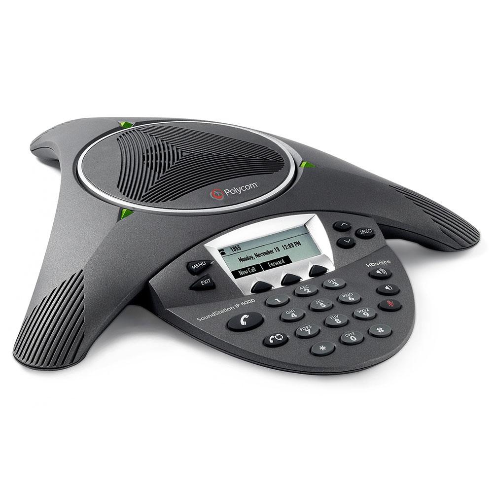 polycom soundstation ip 6000 conference phone 2200 15600 001 rh ipphone warehouse com polycom soundstation ip 6000 admin manual polycom soundstation ip 5000 manual