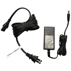 Polycom Soundpoint Phone 24V AC Adapter Qty 5 2200-17569-001-5-pack