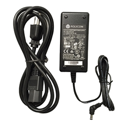 Polycom Soundpoint Phone 48V AC Adapter Qty 5 2200-17670-001