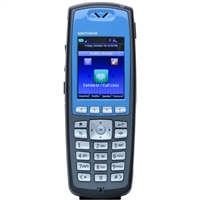 Spectralink 8452 WiFi Handset with Barcode Scanner, Blue