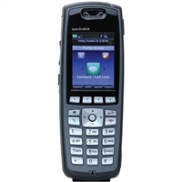 Spectralink 8453 WiFi Safety Handset with Barcode Scanner for Lync