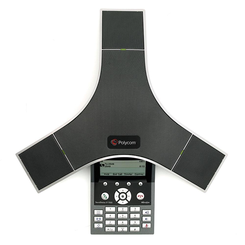 Polycom SoundStation IP 7000 Conference Phone - 2200-40000-001