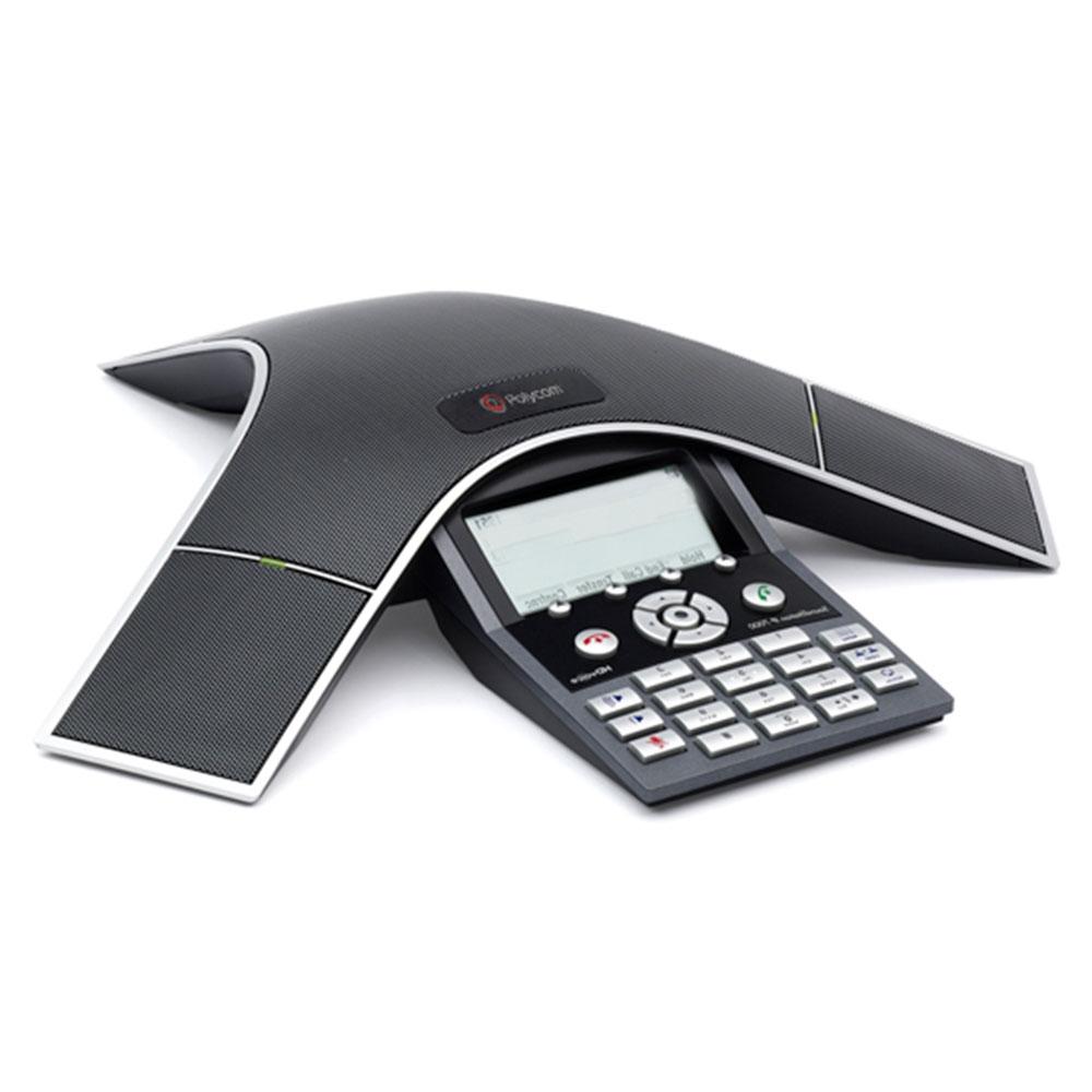 Polycom SoundStation IP 7000 Conference Phone, Refurbished - 2200-40000-001