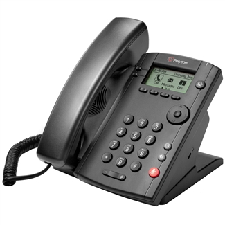 Polycom VVX 101 Phone with AC Adapter