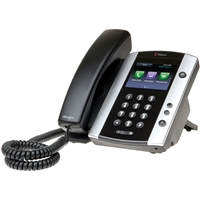 Polycom VVX500 Phone with AC Adapter
