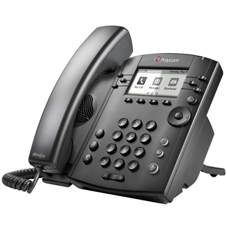 Polycom VVX 300 IP Phone, Skype for Business, Office 365 Edition