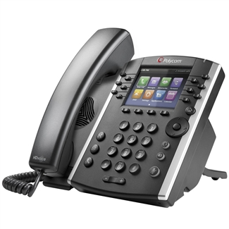 Polycom VVX 410 Phone for Microsoft