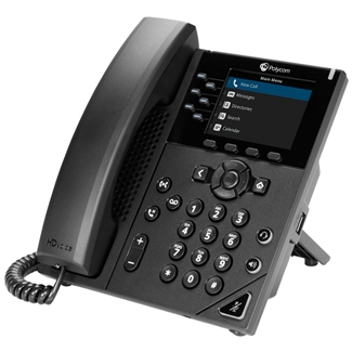 Polycom VVX 350 Skype for Business Edition IP Phone