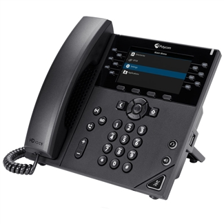 Polycom VVX 450 Skype for Business Edition IP Phone