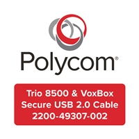 Polycom Trio 8500 & VoxBox Secure USB Cable