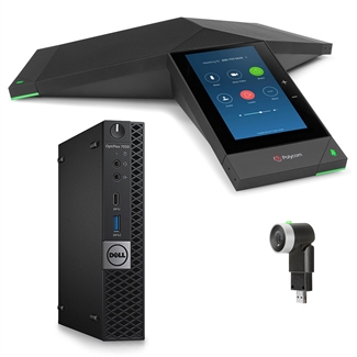 Polycom Trio Zoom Rooms Huddle Room Kit