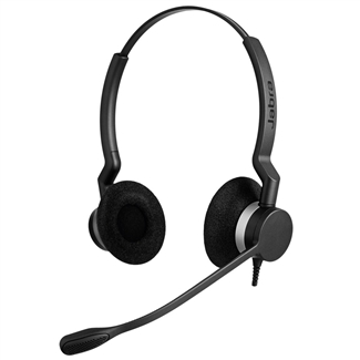 Jabra BIZ 2300 QD Duo Wired Headset