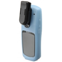 Spectralink 8450 Blue Silicone Case with Belt Clip