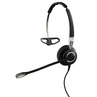 Jabra BIZ 2400 II Mono 3-in-1 Quick Disconnect Wired Headset