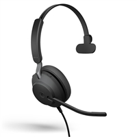 Jabra Evolve2 40 MS, Mono, USB-C