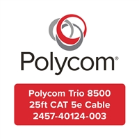 Polycom Replacement Ethernet Cable for Trio 8500