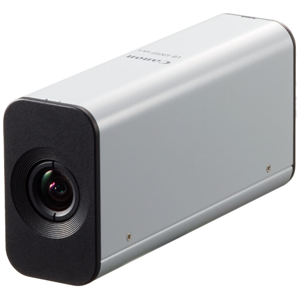 Axis Canon VB-S905F Mk II 720p Indoor Box IP Camera - 2556C001