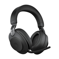 Jabra Evolve2 85 UC, USB-C, Black
