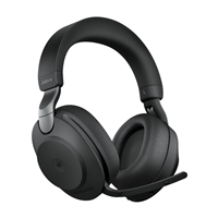 Jabra Evolve2 85 MS, USB-A, Black