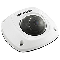 Hikvision 2CD2522FWD-IWS-4MM 2 Megapixel WDR Mini Dome Network Camera