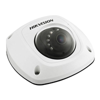 Hikvision 2CD2522FWD-IWS-6MM 2 Megapixel WDR Mini Dome Network Camera