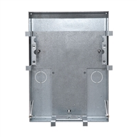 Comelit 3one6 Touch/Sense Flush Mount Box