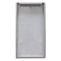 Comelit 3one6 Touch/Sense Wall Mount Box