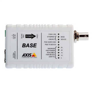 Axis T8642 Ethernet over Coax Device PoE+ Adapter - 5027-421