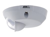 Axis White Casing Clear Dome