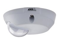 Axis White Casing Clear Dome No Cap