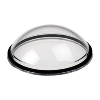 Axis Security Camera Dome Cover, Clear - 5800-751