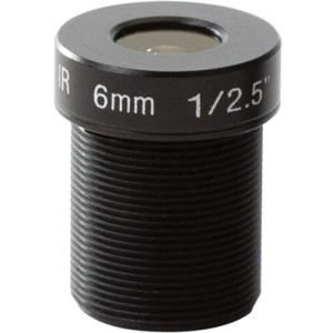 Axis M12 Lens, 6mm - 5801-771