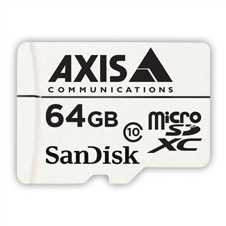 Axis Companion Card, 64 Gb