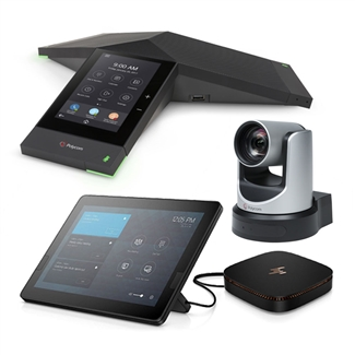 Polycom & HP SRS Medium Room Bundle