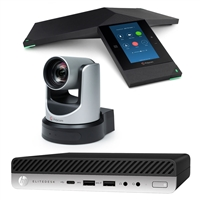 Poly Trio 8800 EagleEye IV USB HP Zoom Rooms Bundle