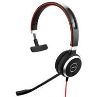 Jabra Evolve 40 MS Mono USB-C Headset