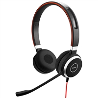 Jabra Evolve 40 MS Stereo USB-C Headset