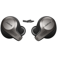 Jabra Evolve 65t UC True Wireless Earbuds