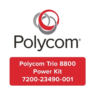 Polycom Trio 8800 & Visual+ Power Kit