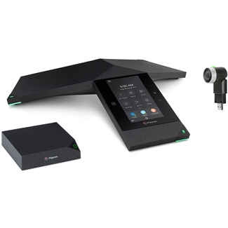 Polycom Trio 8800 Skype for Business Collaboration Kit, EagleEye Mini