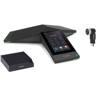 Polycom Trio 8500 Skype for Business Collaboration Kit, EagleEye Mini