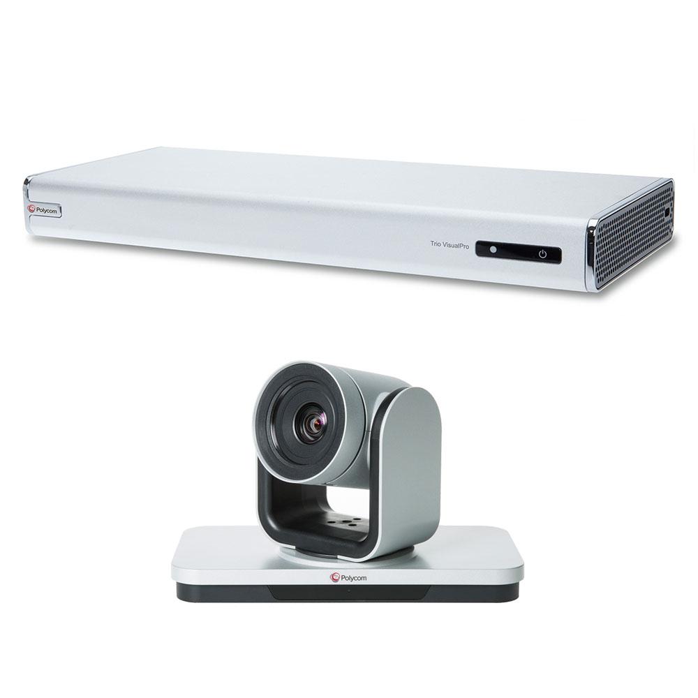 Polycom Trio VisualPro EagleEye IV 12x Camera Bundle - 7200-85460-001