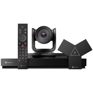 Poly G7500 Video Conferencing Bundle for Medium Rooms