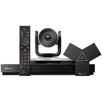 Poly G7500 Video Conferencing Bundle for Large Rooms