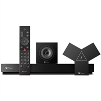 Poly G7500 Small Room Video Conferencing Bundle